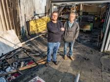Brand bij voetbalclub Koninklijke UD Deventer, voorzitter is overlast spuugzat: 'Raddraaiers verzieken de boel'
