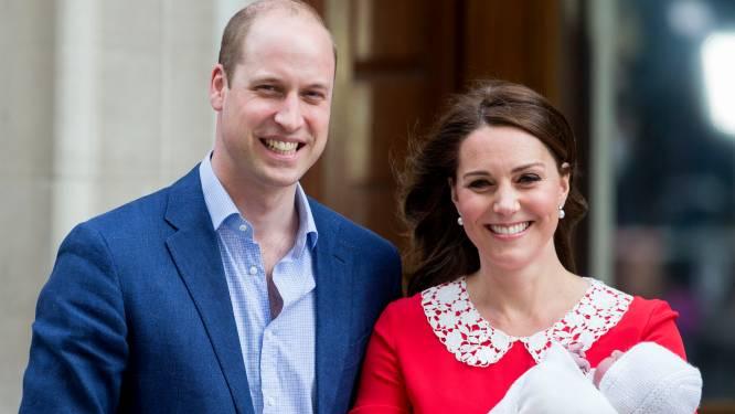 Baby-verbouwing William en Kate kost 5 miljoen euro