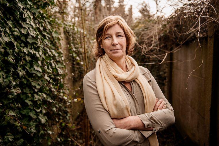 Petra De Sutter, prof. gynaecologie Universitair Ziekenhuis Gent. Sinds 2014 zetelt ze voor Groen in de Senaat. Beeld Eric de Mildt