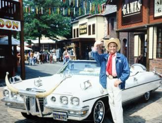 Legendarische Pontiac van Bobbejaan Schoepen komt even terug naar Bobbejaanland voor 60ste verjaardag van pretpark