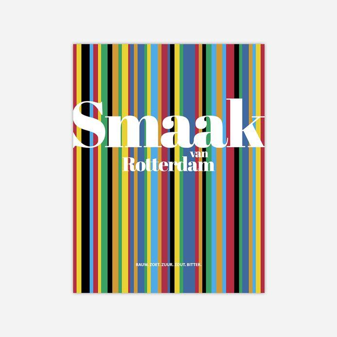 Het kookboek Smaak van Rotterdam