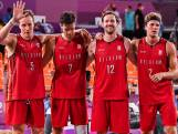 HERBELEEF OS. 3x3-basketploeg stunt tegen Nederland en stoot (zo goed als zeker) door naar kwartfinales - Croenen naar halve finales vlinderslag