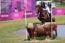 Robin Godel en zijn paard Jet Set.