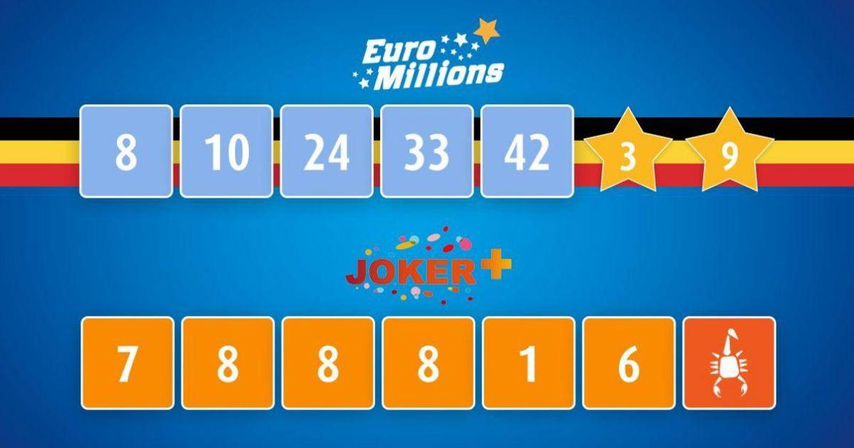 Lotto Trekking Uitslag
