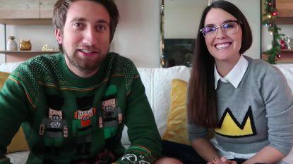 Ze deelden hun leven op YouTube. Dan staat plots gewapende fan voor de deur en online sprookje wordt thriller