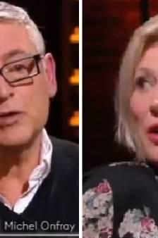 "Michel Onfray critique l'intervention d'Aïssa Maïga lors des César,  Maïtena Biraben le recadre: ""Vous avez grandement tort"""
