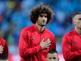 """Fellaini: """"WK wordt mijn laatste grote toernooi als Rode Duivel"""""""