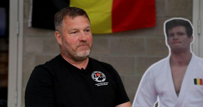 Guy was de jeugdtrainer van Matthias Casse.