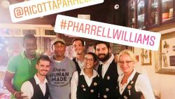 "Celebs spotten? Dat kan je in dit Brusselse restaurant: ""Pharrell Williams is deze week al twee keer komen eten"""