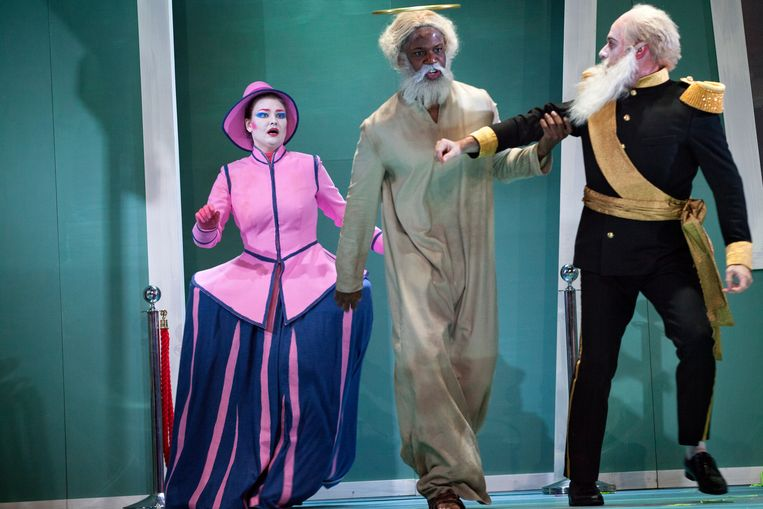 UIt 'Der Schmied von Gent',  Opera Vlaanderen. Beeld rv/Annemie Augustijns