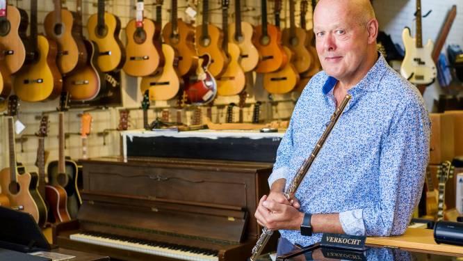 Muzikant Dick wint 100.000 euro in loterij: 'Hoop niet dat mensen denken dat ik nu gratis optreed'