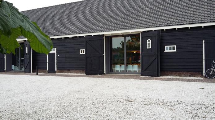 De raadsboerderij van de gemeente Borsele.