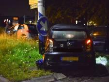 Gewonde bij ongeluk tussen twee auto's in Etten-Leur