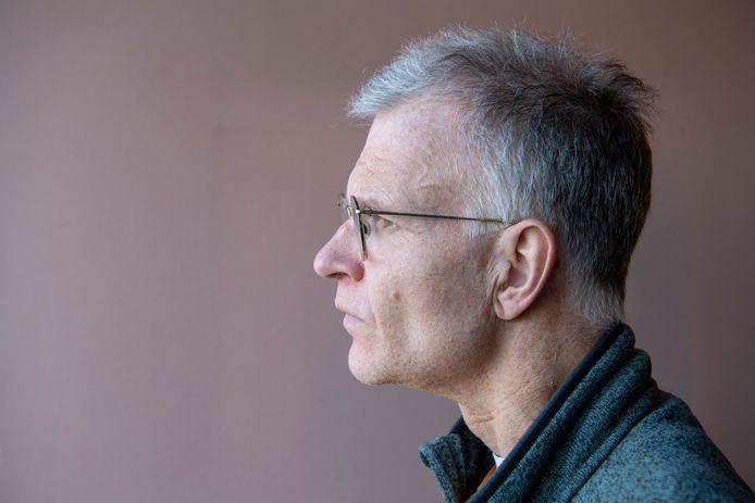 Initiatiefnemer van de petitie, Gerrit Hartholt uit Dedemsvaart.