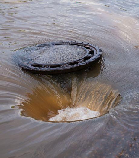Des travaux de curage d'égouts ordonnés d'urgence en Wallonie avant le retour de la pluie