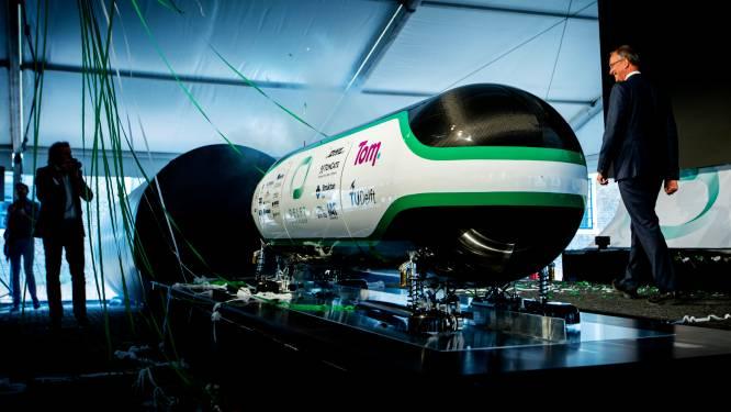 Hyperloop van Elon Musk krijgt testterrein in Delft
