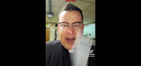 LHBT-priester bedreigd na TikTok-video: 'Je jankt omdat je homo's niet slecht mag behandelen?'