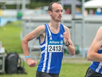 Laurent Bierinckx mikt op 2u20 in marathon Amsterdam