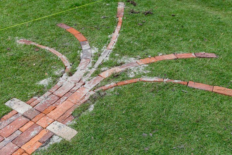 Jennifer Tee, Respire, the world begins with trees (in aanbouw)  Beeld Natascha Libbert