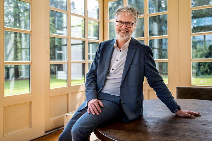 Bestuursvoorzitter Eddy van Doorn verlaat Reinier van Arkel en maakt overstap naar Pluryn.