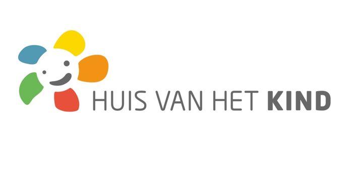 Het logo van Huis van het Kind.