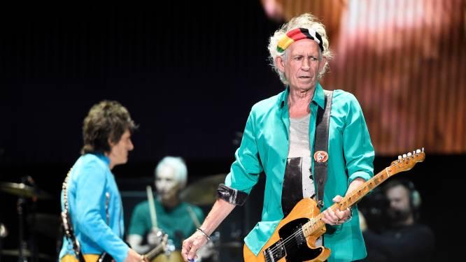 """INTERVIEW. Hoe zou het nog zijn met Keith Richards (76?): """"Ik maak geen bucket list meer. My bucket is full"""""""