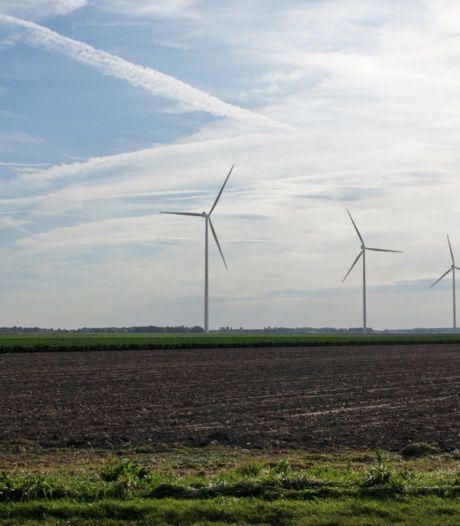 Bouw windmolens hindert wekenlang verkeer rond Dronten
