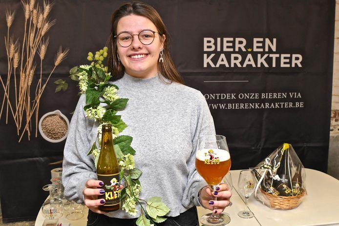 Marthe uit Zwevezele is de eerste Klets ambassadrice.