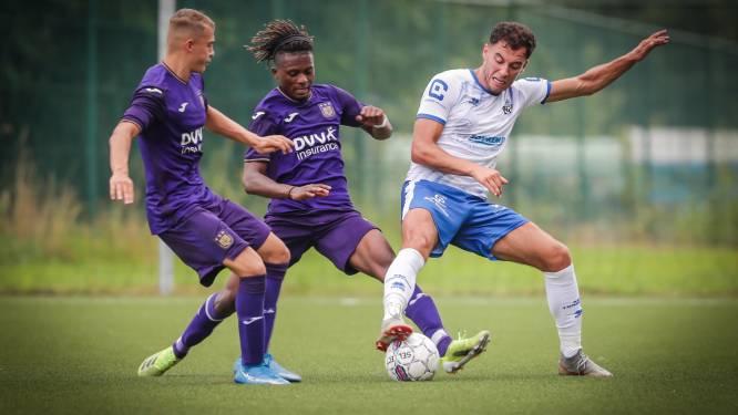 """Ricardo Kessels (SK Tongeren): """"Knappe overwinning tegen jong RSC Anderlecht"""""""