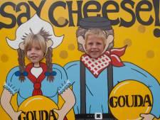 Kaasroute in Gouds centrum voor kinderen