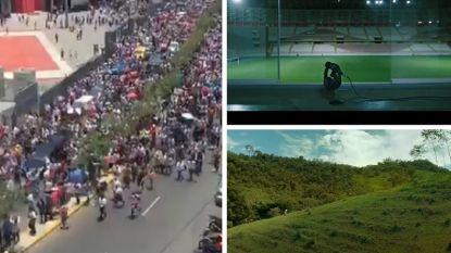 Drukbezochte uitvaart Peruviaanse Rik De Saedeleer krijgt apart plaatsje in adembenemende WK-video