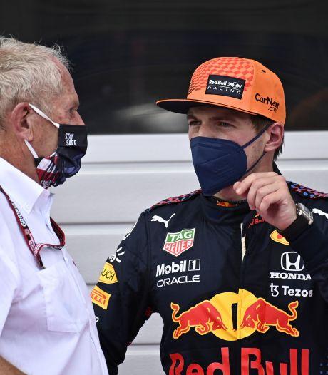 Topman Red Bull kraakt Hamilton: 'Zulk roekeloos en gevaarlijk gedrag verdient een schorsing'