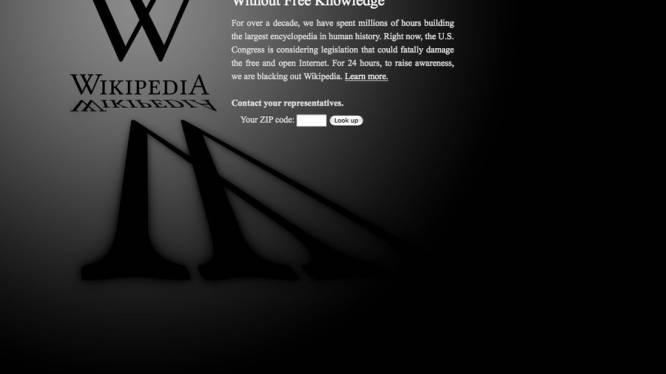 Wikipedia à nouveau accessible après le black-out