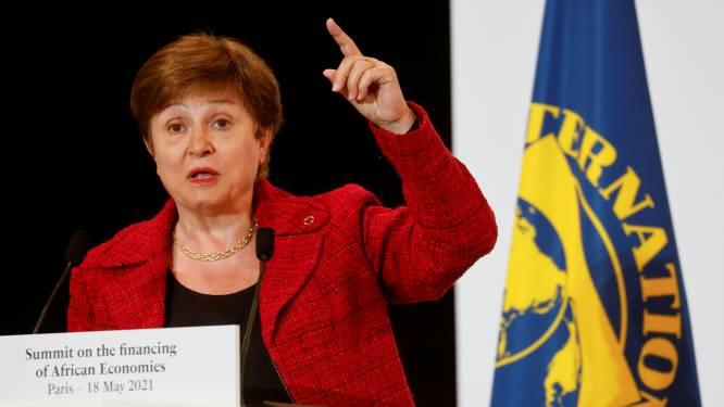 Bestuur IMF: nader onderzoek nodig naar in opspraak geraakte topvrouw Georgieva