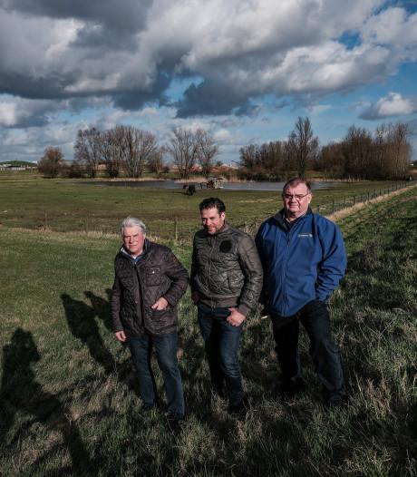 Plan voor uiterwaarden in Westervoort gekraakt, ook boeren niet blij met hoogwatermaatregelen