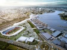 Zwijndrechts bedrijf bouwt mee aan nieuw Feyenoord-stadion