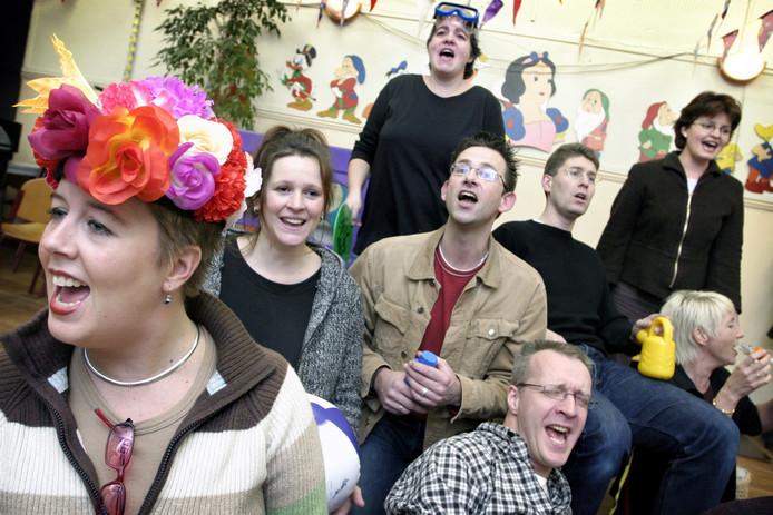 Musical Intermezzo trakteert bewoners Vlasborch 12 december op kerstoptreden.