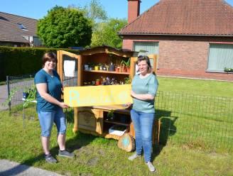 Zussen starten samen plantenbibliotheek in Beverijstraat
