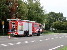 Brandweer vindt gaslek bij woon- en zorgboerderij in Tollebeek