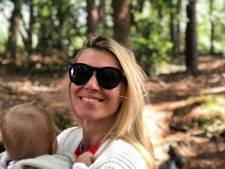 Annemarie Keizer openhartig over borstvoeding baby Kiki (1)