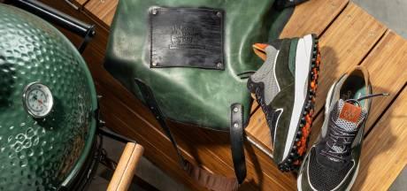 Voor de barbecuefans: er komen Big Green Egg-schoenen