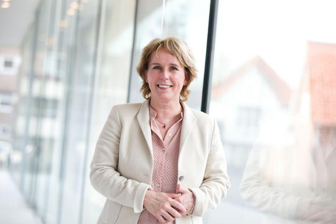 Wethouder Antoinette Maas (GroenLinks).