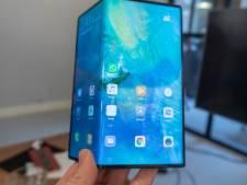 Huawei stelt lancering van eigen vouwtelefoon uit na Samsung-fiasco