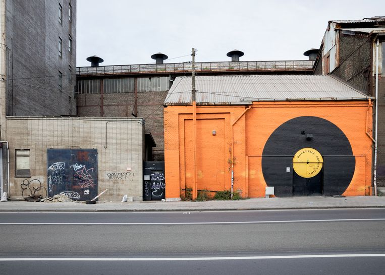 Rond Club Rockerill is de undergroundscene nog echt alternatief. Beeld Jef Jacobs