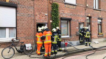 Incident in woning: geen elektriciteit meer na tussenkomst brandweer in Lint