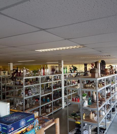 Kringloopwinkel in Nijverdal weer open