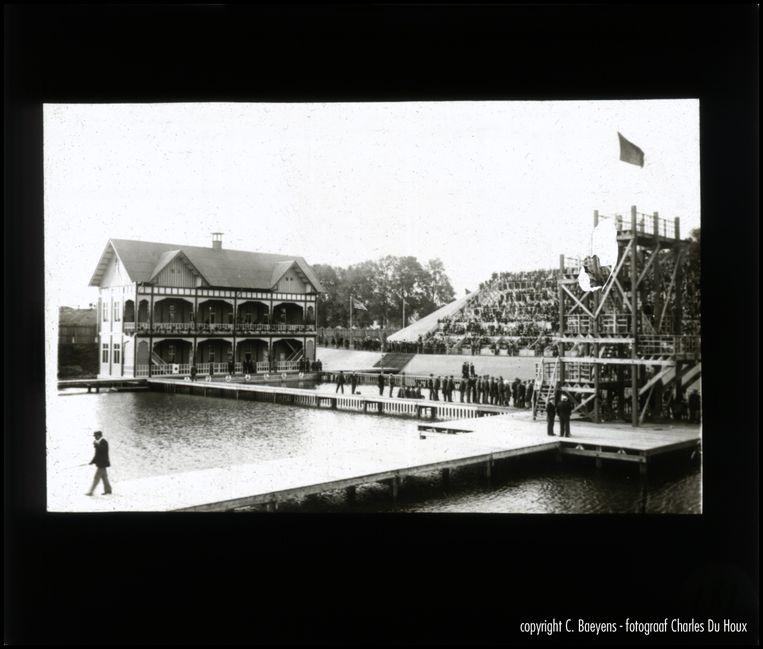Olympische Spelen in Antwerpen in 1920