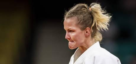Juul Franssen in tranen na verloren bronzen strijd: 'Anti-judo heeft gewonnen'