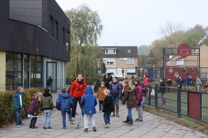 Een school in Nieuwegein.