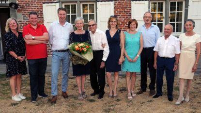Marcel en Monica vieren 50-jarig huwelijk
